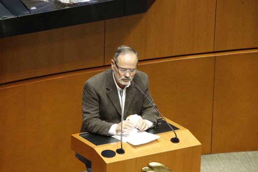 Intervención en tribuna del senador Gustavo Madero Muñoz, para referirse a un dictamen de las Comisiones Unidas de Puntos Constitucionales; y de Estudios Legislativos, Segunda, el que contiene proyecto de decreto por el que se reforma y adiciona el artículo 4o. de la Constitución Política de los Estados Unidos Mexicanos.