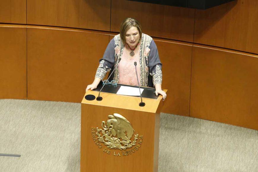 Intervención en tribuna de la senadora Xóchitl Gálvez Ruiz, para presentar reservas a un dictamen de las Comisiones Unidas de Puntos Constitucionales; y de Estudios Legislativos, Segunda, el que contiene proyecto de decreto por el que se reforma y adiciona el artículo 4o. de la Constitución Política de los Estados Unidos Mexicanos