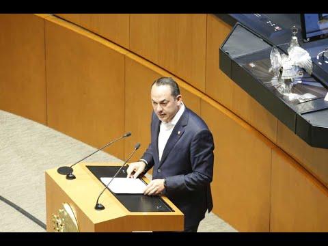 Senador Erandi Bermúdez presenta posicionamiento del GPPAN para reformar el el artículo 4o. constitucional