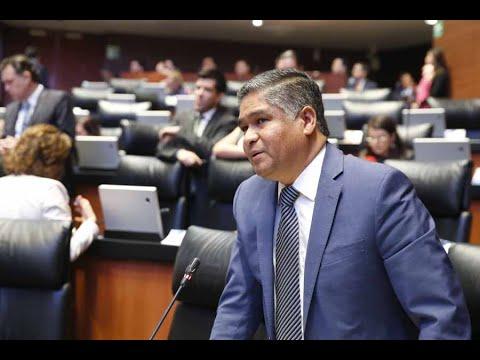 Senador Víctor Fuentes Solís para referirse al Día Mundial de la Vida Silvestre