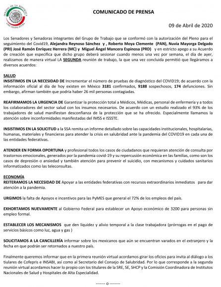 Microsoft Word - COMUNICADO DE PRENSA 09.docx