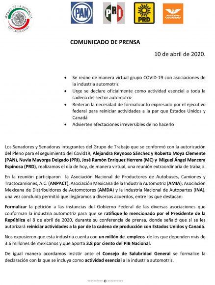 Microsoft Word - COMUNICADO DE PRENSA 10 abril.docx