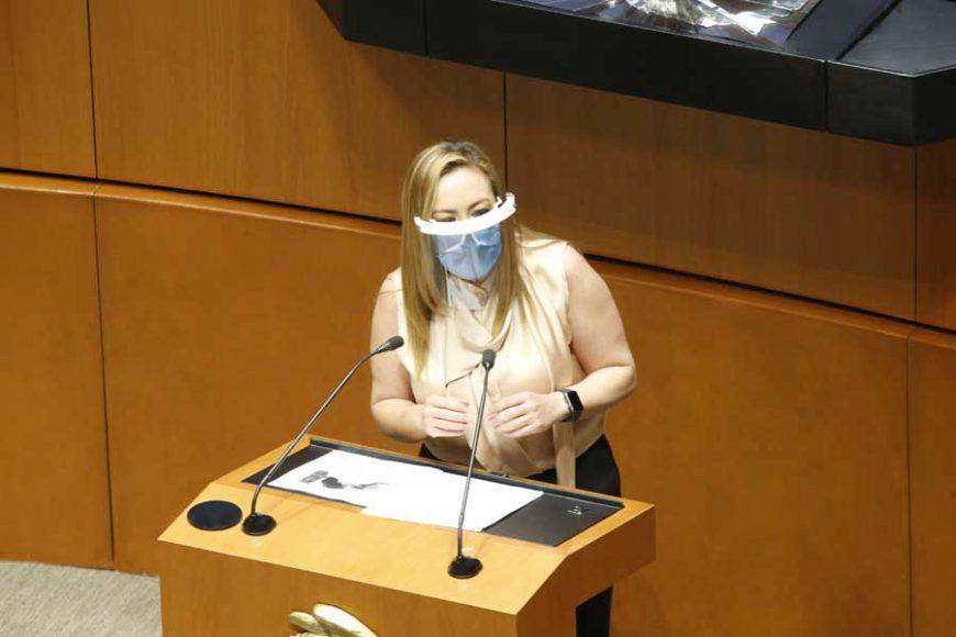 Intervención de la senadora Alejandra Reynoso Sánchez, al participar en la discusión de un dictamen de las comisiones unidas de Gobernación y de Estudios Legislativos Segunda sobre la Ley de Amnistía