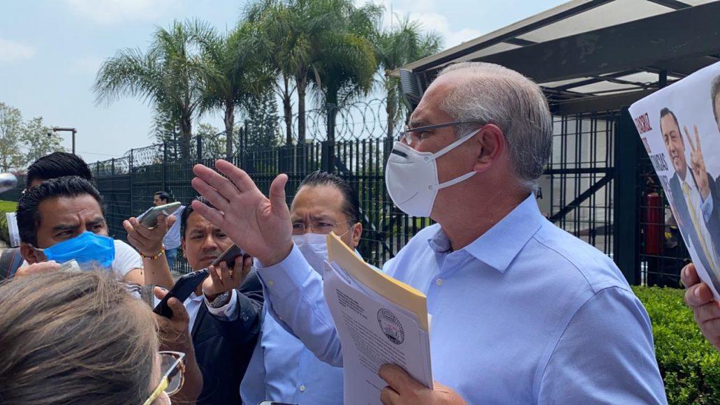 Por empresas fantasmas, pide Julen Rementería que diputados locales y el Orfis auditen obras en escuelas