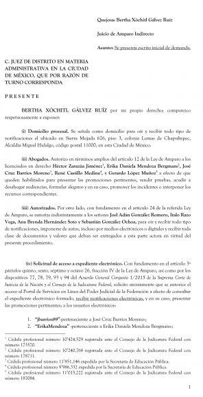 Microsoft Word - 200616 JAI Decreto Militarización - Demanda Xoc
