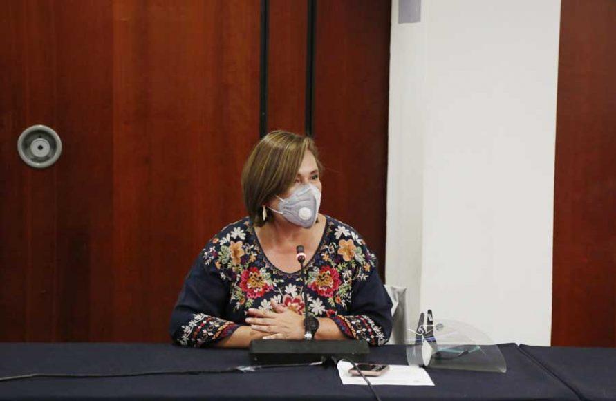 Intervención de la senadora Xóchitl Gálvez Ruiz durante la Reunión de las Comisiones Unidas de Relaciones Exteriores América del Norte; Relaciones Exteriores; y de Medio Ambiente, Recursos Naturales y Cambio Climático, en el que se avala el proyecto de dictamen, por el que el Senado de la República aprueba el Acuerdo en materia de Cooperación Ambiental entre los gobiernos de los Estados Unidos Mexicanos; de los Estados Unidos de América y de Canadá.