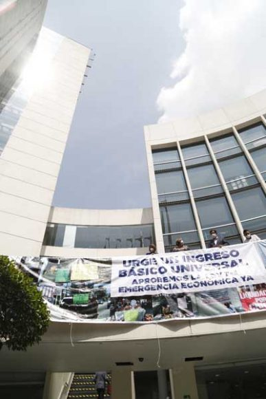 Urge Ingreso Básico Universal: GPPAN