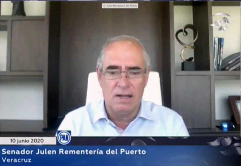 Intervención del senador Julen Rementería del Puerto para referirse a los sucesos ocurridos en Jalisco.