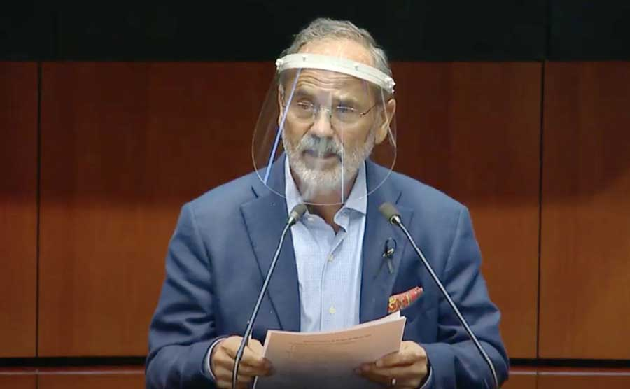 Intervención del senador Gustavo Madero Muñoz, al presentar el posicionamiento del GPPAN respecto a la armonización legislativa con motivo de la entrada en vigor del T-MEC.