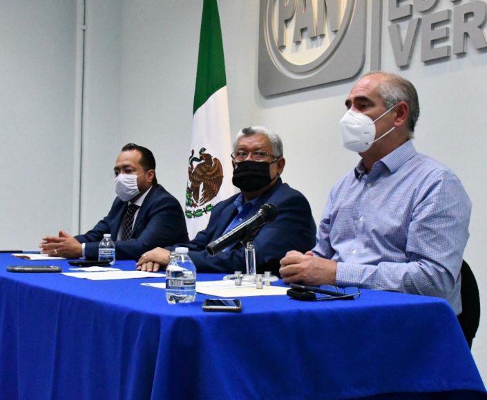 Morena viola la Constitución para impedir que veracruzanos sometan al gobernador a la revocación de mandato: Julen Rementería