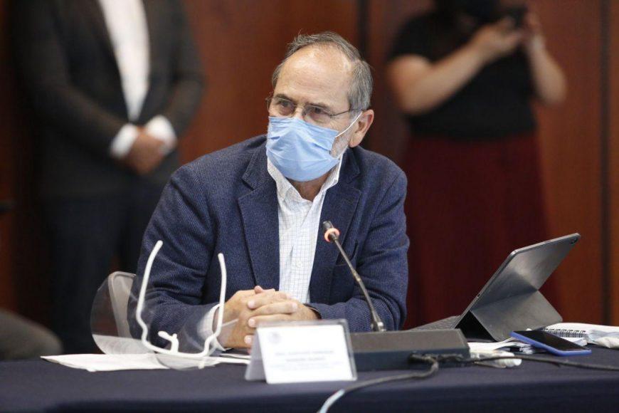 Intervención del senador Gustavo Madero Muñoz, en la discusión del dictamen con proyecto de decreto por el que se expide la Ley de Infraestructura de la Calidad y se abroga la Ley Federal sobre Metrología y Normalización, durante la reunión de comisiones Unidas de Hacienda y Crédito Público y de Estudios Legislativos Segunda.