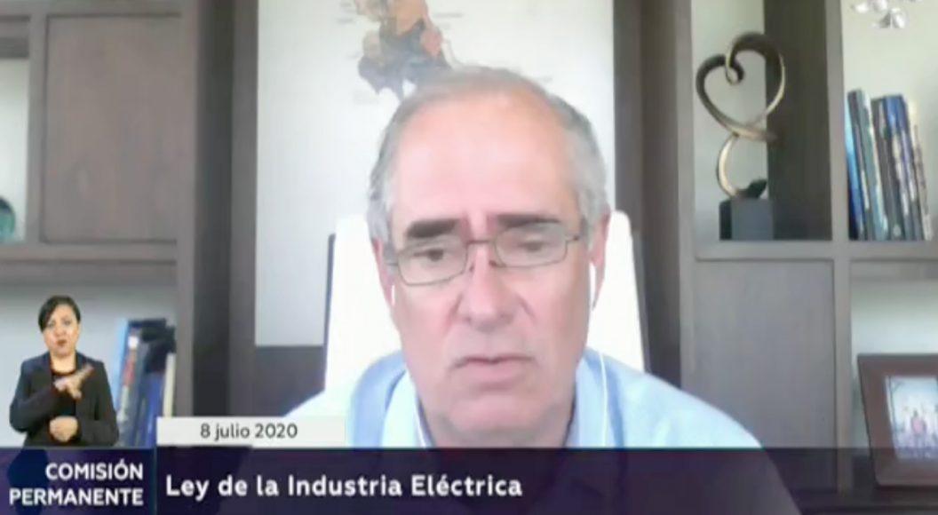 Intervención del senador Julen Rementería del Puerto para presentar iniciativa del senador Marco Antonio Gama Basarte, con proyecto de decreto por el que se adiciona un tercer párrafo al artículo 139 de la Ley de la Industria Eléctrica.