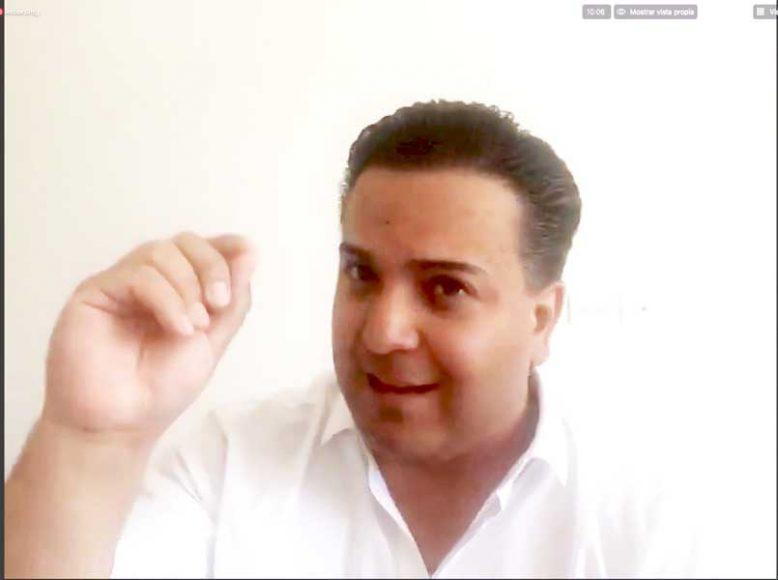 Senador Damián Zepeda Vidales habla sobre el desempleo histórico y la caída de la economía mexicana