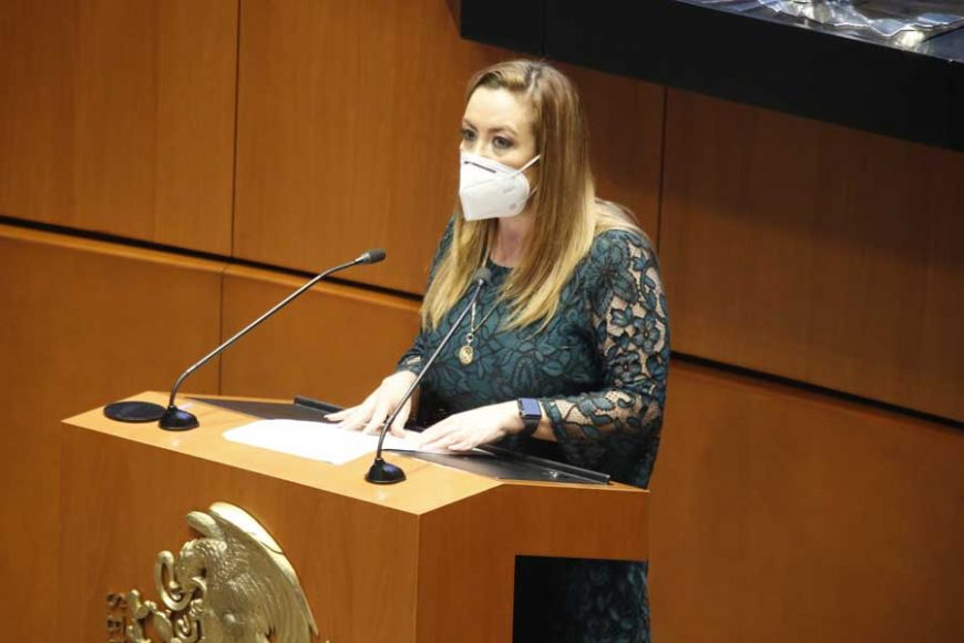 Intervención en tribuna de la senadora Alejandra Reynoso Sánchez, para referirse a distintos nombramientos de embajadores en países de América Latina, Europa y la región Asia.