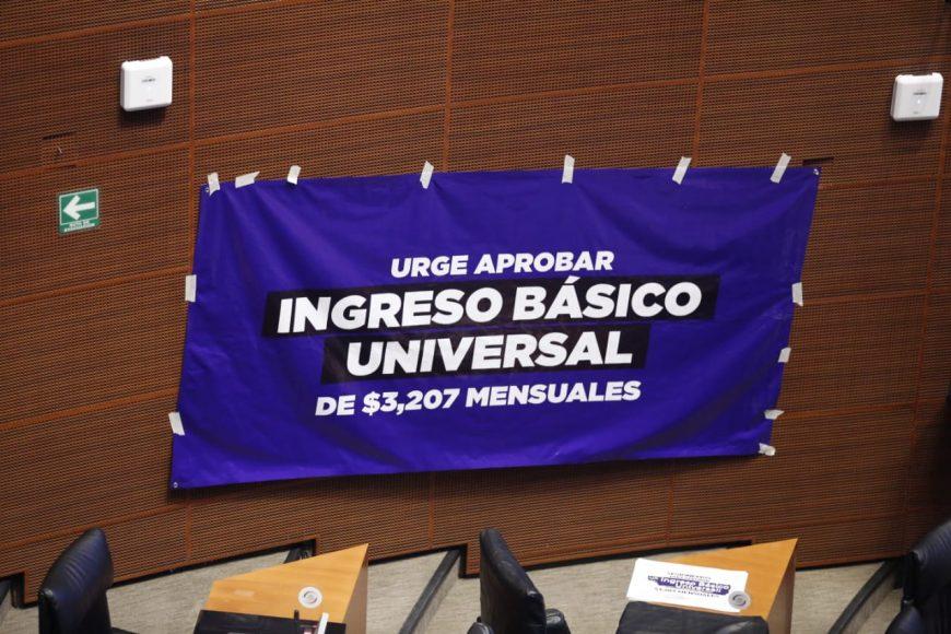 Urge aprobrar Ingreso Básico Universal