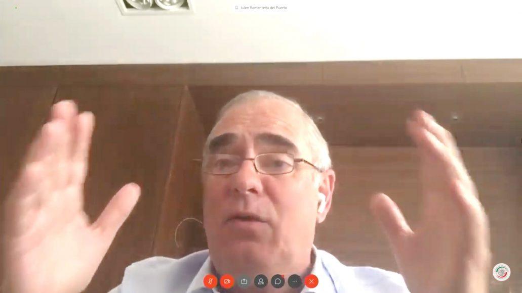Intervenciones del senador Julen Rementería del Puerto en el apartado de agenda política, para referirse al caso Emilio Lozoya