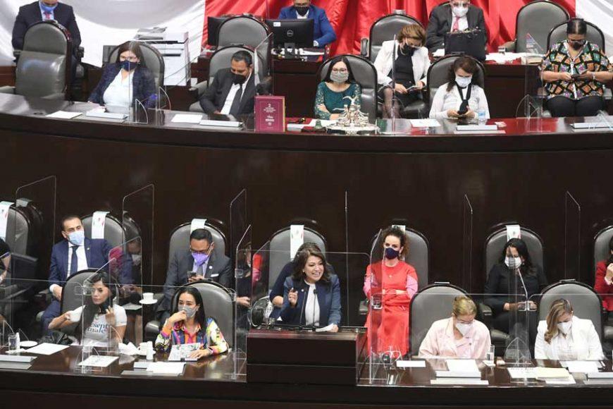 Intervención de la senadora Guadalupe Saldaña Cisneros, al presentar el posicionamiento del GPPAN, en la sesión de Congreso General para la apertura del primer periodo de sesiones ordinarias del tercer año de ejercicio de la LXIV Legislatura