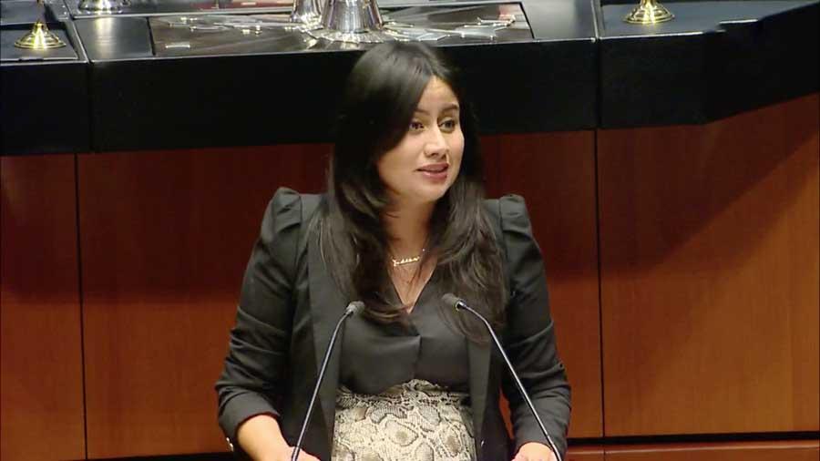 Intervención en tribuna de la senadora Indira Rosales San Román para referirse a un dictamen de las Comisiones Unidas Gobernación; de Federalismo y Desarrollo Municipal; y de Estudios Legislativos, el que contiene proyecto de decreto por el que se adicionan diversas disposiciones de la Ley General de Bienes Nacionales