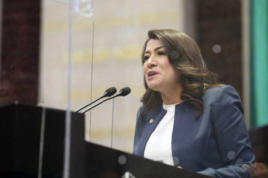 Intervención de la senadora Guadalupe Saldaña Cisneros, al presentar el posicionamiento del GPPAN, en la sesión de Congreso General para la apertura del primer periodo de sesiones ordinarias del tercer año de ejercicio de la LXIV LegislaturaGuadalupe Saldaña Cisneros durante la sesión de Congreso General