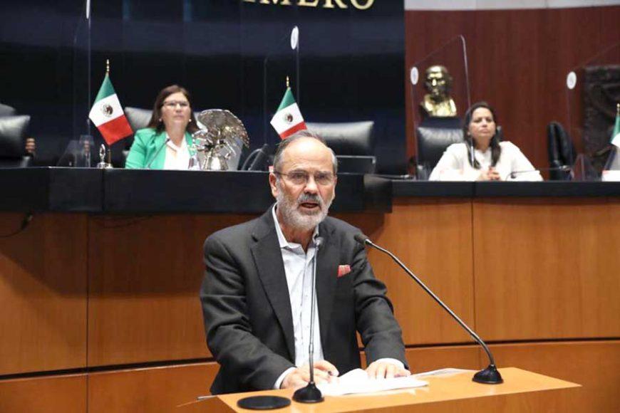 Intervención en tribuna del senador Gustavo Madero Muñoz, para presentar iniciativa con proyecto de decreto por el que se adiciona una fracción IX al artículo 151 de la Ley de Impuesto Sobre la Renta.