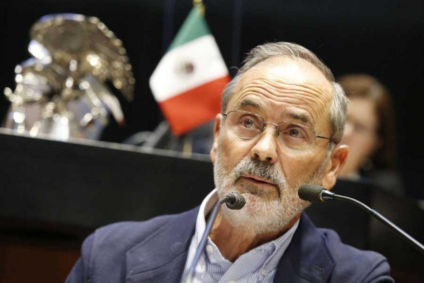 Intervención del senador Gustavo Madero Muñoz para referirse al análisis del Segundo Informe de Gobierno, en materia de política económica