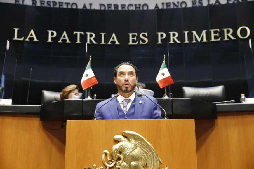 Intervención en tribuna del senador Raúl Paz Alonso para referirse a dictámenes de la Comisión de Medio Ambiente, Recursos Naturales y Cambio Climático