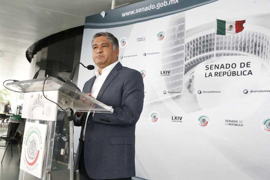 SOLICITA VÍCTOR FUENTES AL CEN DEL PAN DESIGNACIÓN DE CANDIDATURAS POR ELECCIÓN ABIERTA