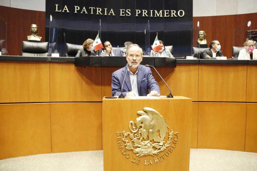 Intervención del senador Gustavo Madero Muñoz, al presentar un dictamen de las comisiones unidas de Economía y de Estudios Legislativos Segunda, por el que se ratifica el nombramiento de Ana María Reséndiz Mora, para ocupar el cargo de Comisionada de la Comisión Federal de Competencia Económica.