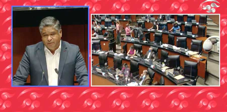Intervención senador Víctor Fuentes Solís, para presentar reservas al dictamen que reforman diversas disposiciones de la Ley del Impuesto sobre la Renta, de la Ley del Impuesto al Valor Agregado y del Código Fiscal de la Federación.