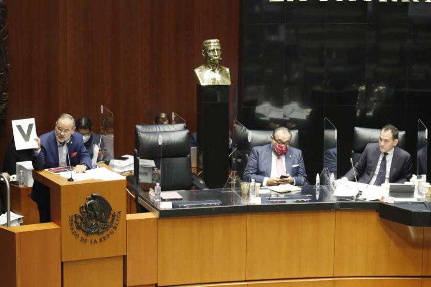 Intervención del senador Gustavo Madero Muñoz, durante la comparecencia del secretario de Hacienda y Crédito Público, Arturo Herrera Gutiérrez, ante el Pleno del Senado de la República, con motivo del análisis del Segundo Informe de Gobierno.