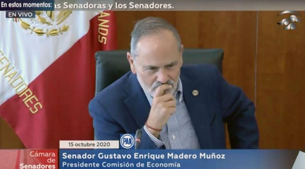 Intervención del senador Gustavo Madero Muñoz, durante la comparecencia de la secretaria de Economía, Graciela Márquez Colín, en el marco del análisis del II Informe de Gobierno del Presidente de la República.