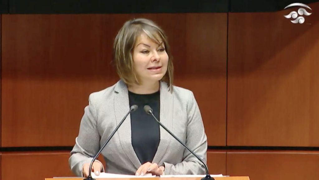 Intervención de la senadora Minerva Hernández Ramos, al participar en la discusión de diversos dictámenes de la Comisión de Educación.