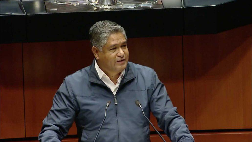 Intervención del senador Víctor Fuentes Solís, al presentar reservas a un dictamen de las comisiones unidas de Salud y de Estudios Legislativos Segunda, por el que se adiciona un párrafo segundo del artículo 77 Bis 17 y se reforma el párrafo segundo del artículo 77 Bis 29 de la Ley General de Salud.