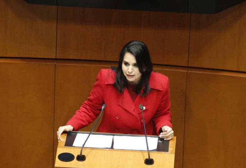 Intervención de la senadora Mayuli Latifa Martínez Simón, al presentar un dictamen de las comisiones unidas de Cultura y de Estudios Legislativos Primera, por el que se reforman, adicionan y derogan diversas disposiciones de la Ley de Fomento para la Lectura y el Libro.