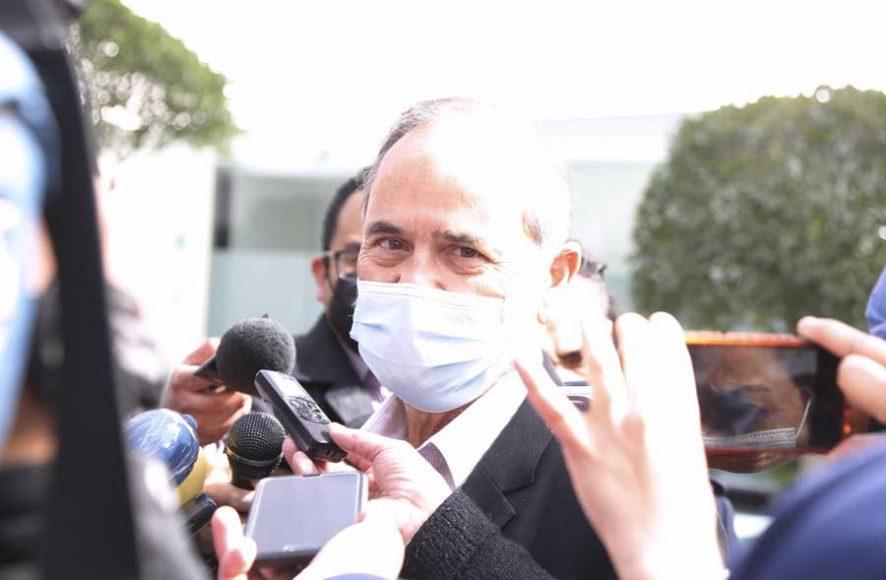 Denuncia en mi contra, estrategia electoral: Gustavo Madero