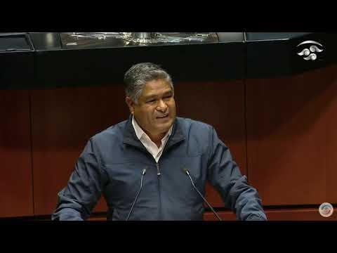 Senador Víctor Fuentes presenta reservas a un dictamen que modifica la Ley General de Salud