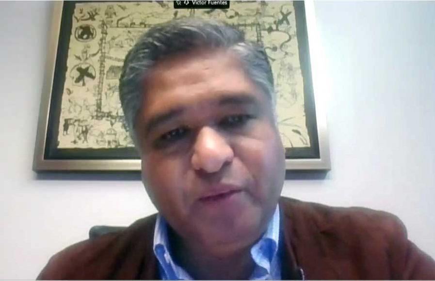 Intervención del senador Víctor Oswaldo Fuentes Solís, para presentar iniciativa con proyecto de decreto por el que se reforma el artículo 1° de la Ley de Seguridad y Servicios Sociales de los Trabajadores del Estado.