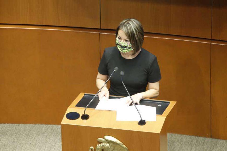 Intervención de la senadora Minerva Hernández Ramos, al participar en la discusión de un dictamen de las comisiones unidas de Educación y de Estudios Legislativos, por el que se expide la Ley General de Educación Superior y se abroga la Ley para la Coordinación de la Educación Superior.