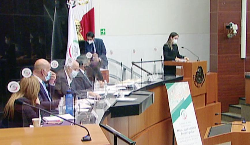 Intervención de la senadora Martha Cecilia Márquez Alvarado, en la comparecencia de Juan Antonio Ferrer Aguilar, director general del Insabi, ante la Comisión de Salud.