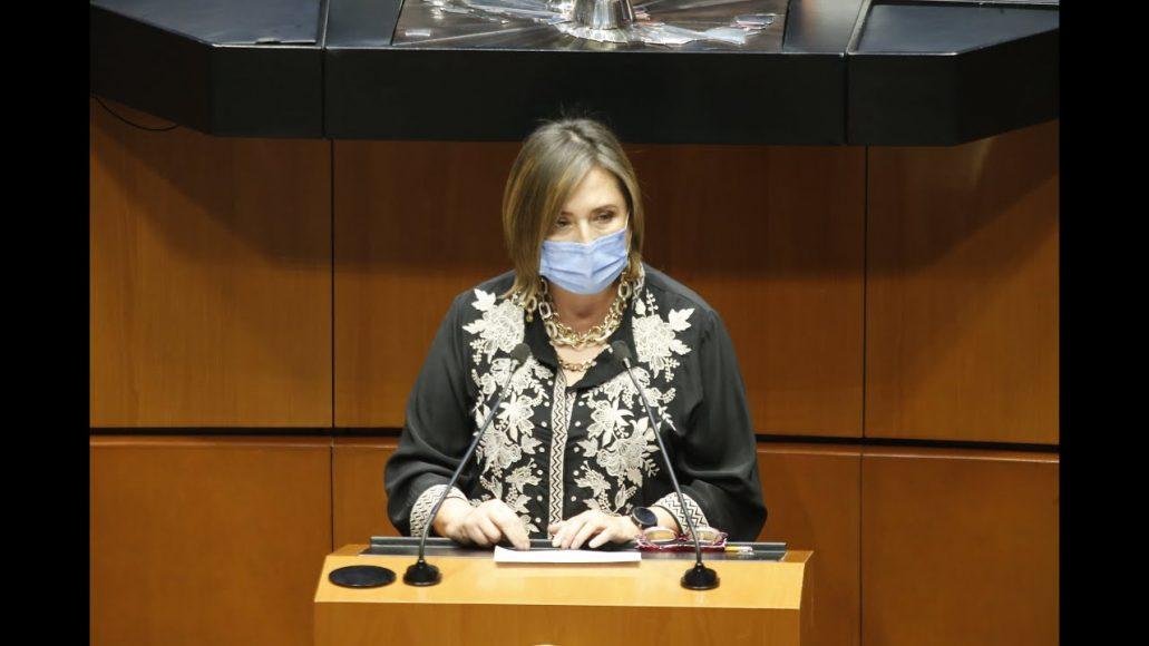 Senadora Xóchitl Gálvez Ruiz presenta reservas al dictamen sobre la Ley General de Educación Superior