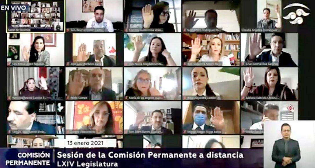 Intervención de la senadora Alejandra Reynoso Sánchez para referirse al dictamen con Punto de Acuerdo de la Segunda Comisión, por el que se exhorta a diversas autoridades en relación a la vacunación contra el SARS-CoV-2.