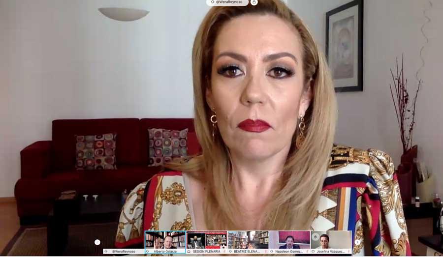 """Senadora Alejandra Reynoso: """"Semana Nacional de la Concientización y Prevención de la Influenza"""""""
