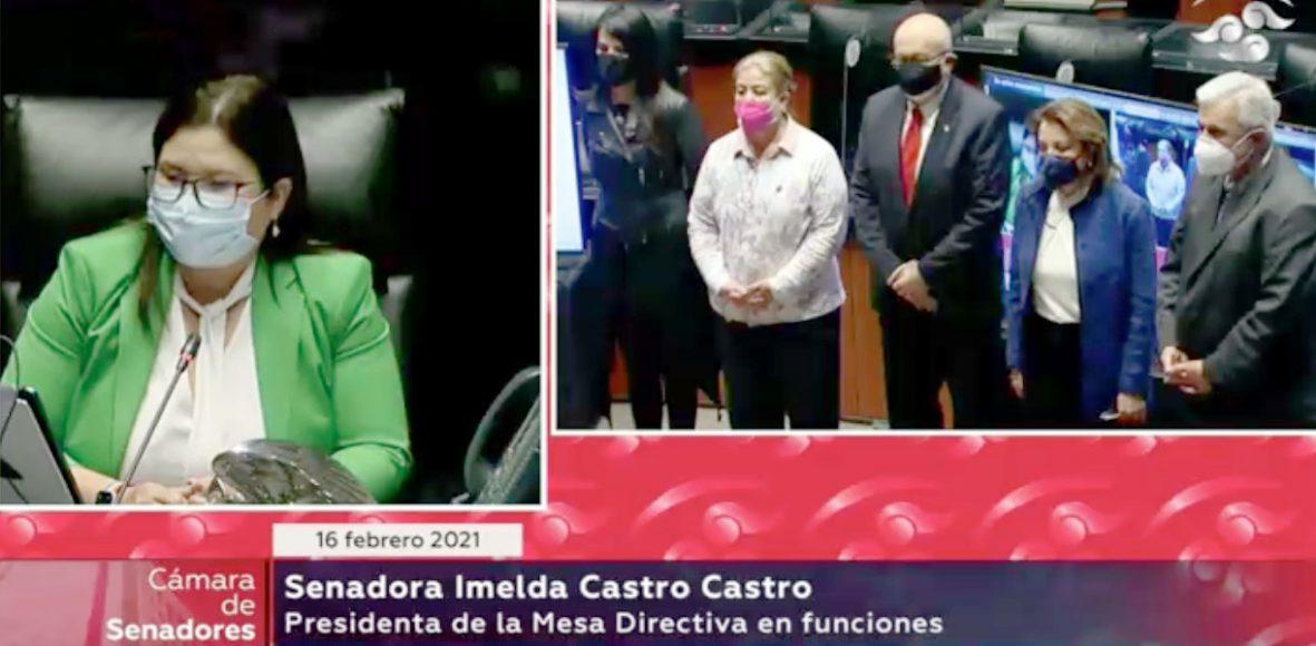 Intervención de la senadora Xóchitl Gálvez Ruiz, al participar en la discusión de un dictamen de las comisiones unidas de Asuntos Indígenas y de Estudios Legislativos, por el que se reforma el inciso 6 del artículo 16 de la Ley General de Derechos Lingüísticos de los Pueblos Indígenas.