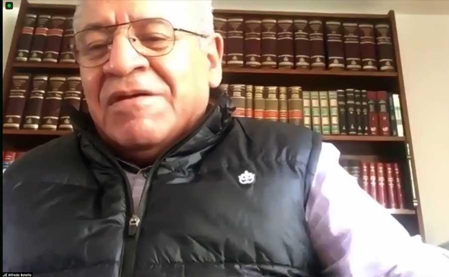 Conferencia del GPPAN para actualizar la información sobre la controversia constitucional contra la ley de la industria eléctrica, Gustavo Madero Muñoz, Xóchitl Gálvez Ruiz, Julen Rementería del Puerto