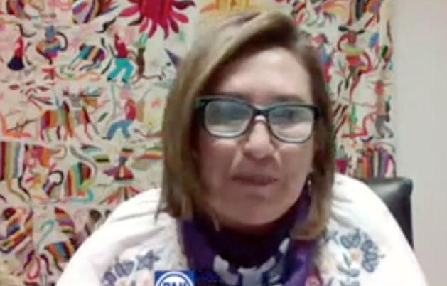 Intervenciones de la senadora Xóchitl Gálvez Ruiz, durante la reunión de trabajo de las comisiones unidas de Medio Ambiente, Recursos Naturales y Cambio Climático; y de Estudios Legislativos, Segunda