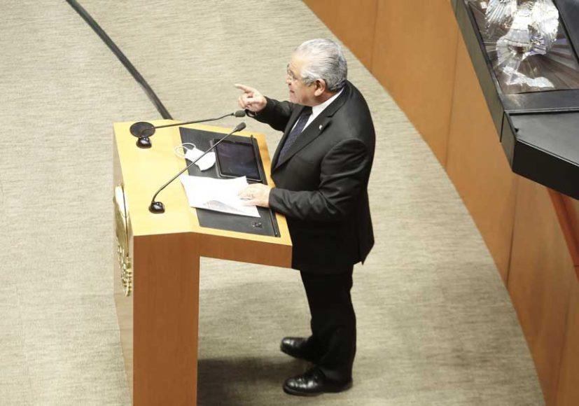 Intervención del senador José Alfredo Botello Montes, al participar en la discusión de un dictamen de las comisiones unidas de Puntos Constitucionales y de Estudios Legislativos Segunda, por el que se reforman los artículos 30 y 34 de la Constitución.
