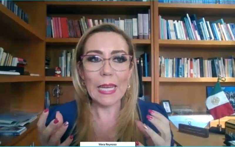 Intervención en tribuna de la senadora Alejandra Reynoso Sánchez, para referirse al proyecto de decreto por el que se reforman y adicionan diversas disposiciones de la Ley de Hidrocarburos.