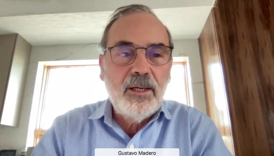 Intervención del senador Gustavo Madero Muñoz, en la reunión a distancia de la Comisión de Ciencia y Tecnología
