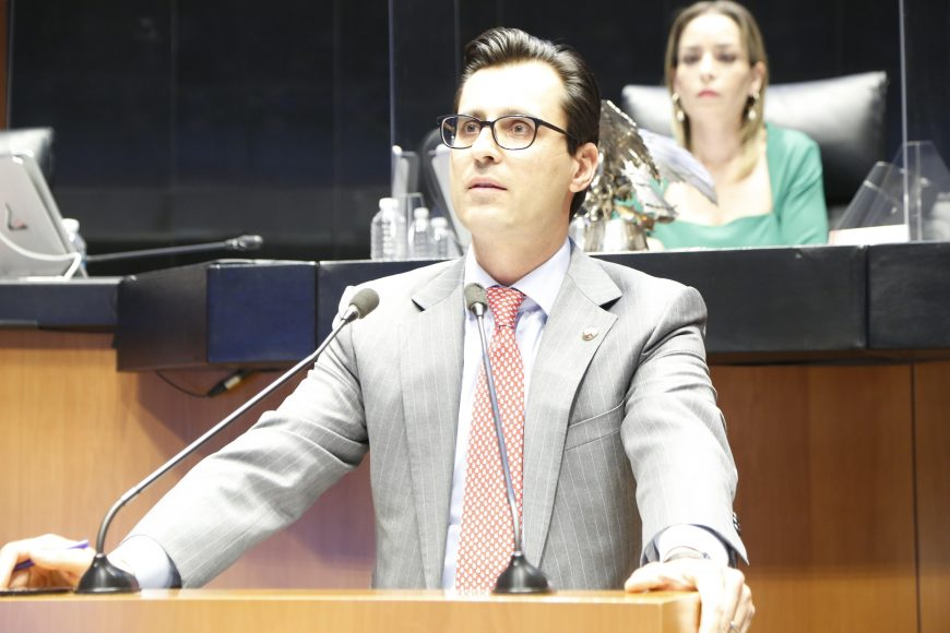 Intervención del senador Jesús Horacio González Delgadillo, al presentar reservas a un dictamen de las comisiones unidas de Energía y de Estudios Legislativos Segunda, por el que se reforman y adicionan diversas disposiciones de la Ley de Hidrocarburos.